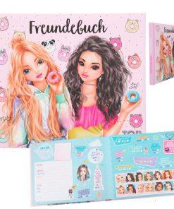 TOPModel Freundebuch
